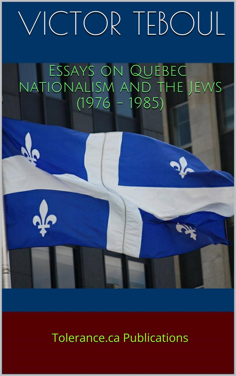 quebec nationalism Montreal — the friends from quebec went to london's brick lane food  by  canadian federalists on social media as a poutine nationalist.